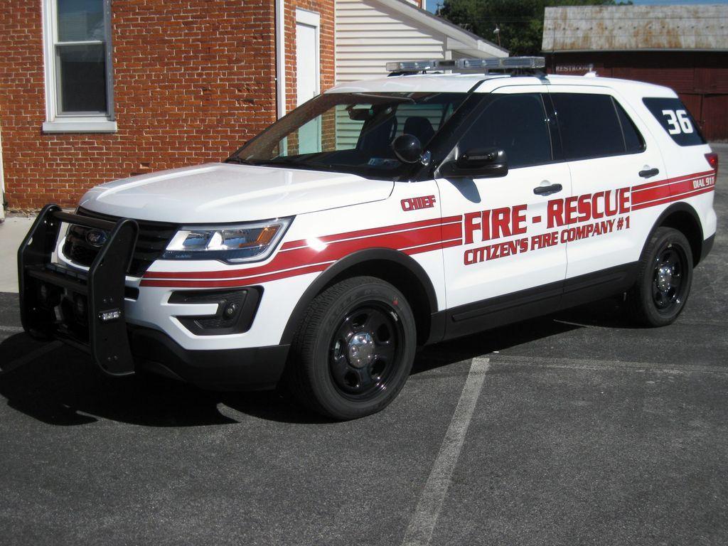 Apparatus Citizen S Fire Co No 1
